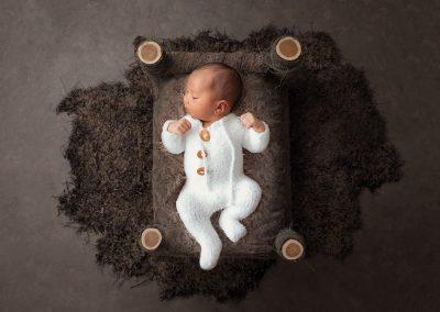 newborn fotoshoot aan huis lifestyle studio baby kinder fotografie diana schouten hellevoetsluis