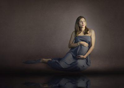 zwangerschapsfotografie fine art studio hellevoetsluis zuid holland maternity diana schouten fotografie