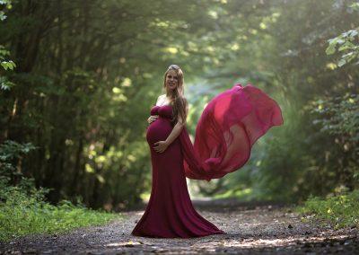 zwangerschapsshoot fotoshoot outdoor Diana Schouten fotografie
